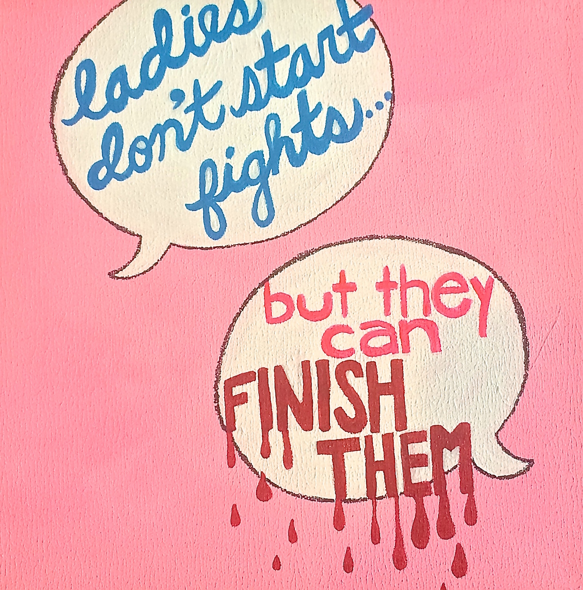 Angelina Keating - Finish Them