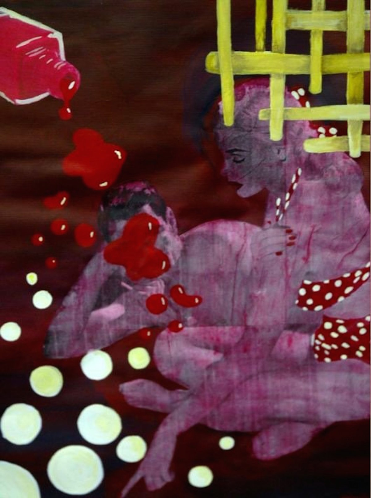 Angelina Keating-Polish Your Man