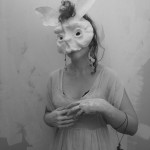 Rabbit Mask - Lavinia Roberts