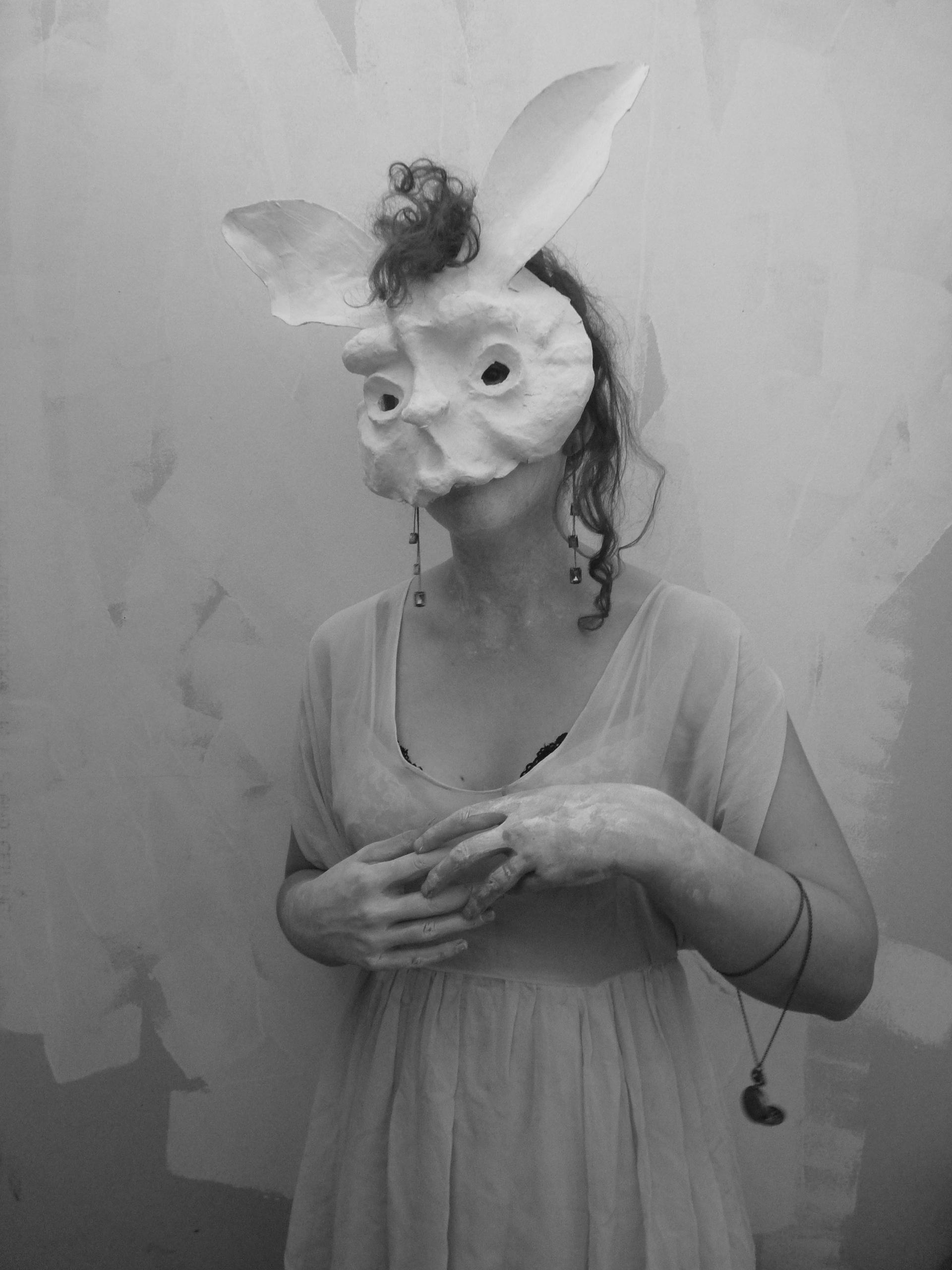 Rabbit Mask - Lavinia Roberts