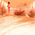 the_long_walk__by_pascalcampion-d866vdn