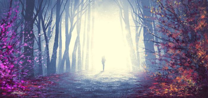 Toward The Light 2 - Kareem Ahmed